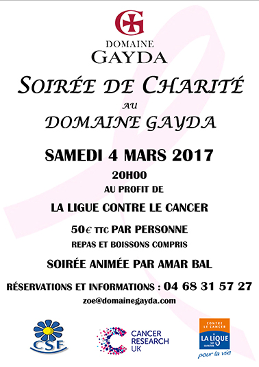 charity ball 2017 Aude
